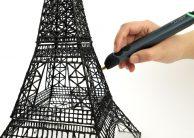 Gör egna prylar med en 3d penna
